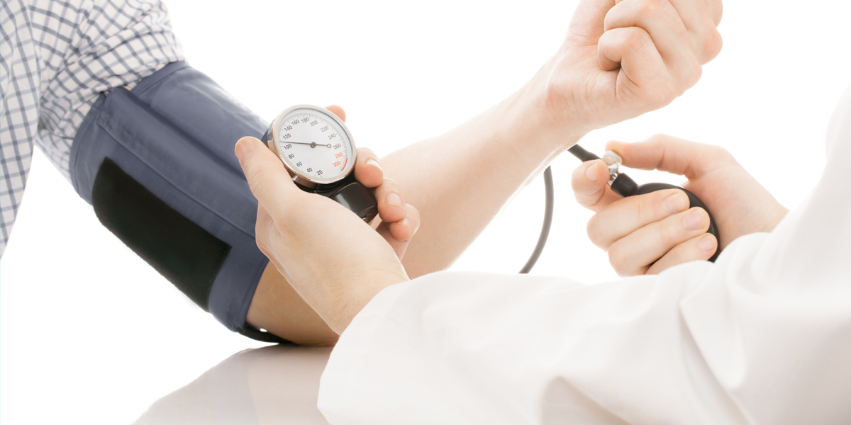 Remedial Measure for High Blood Pressure